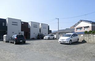ラヴェリタ駐車場